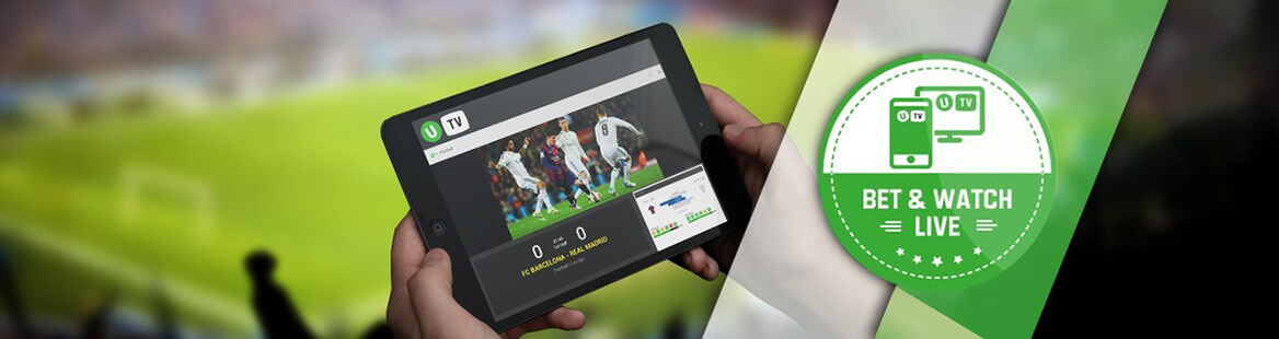 Live Streaming w Unibet